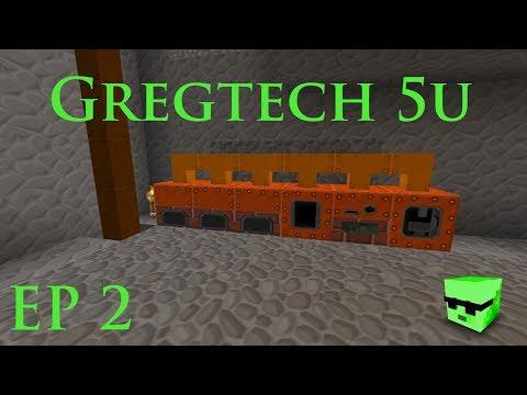 GregTech 5 Unofficial Mod 1 14 4/1 13 2/1 12 2/1 11 2/1 10 2