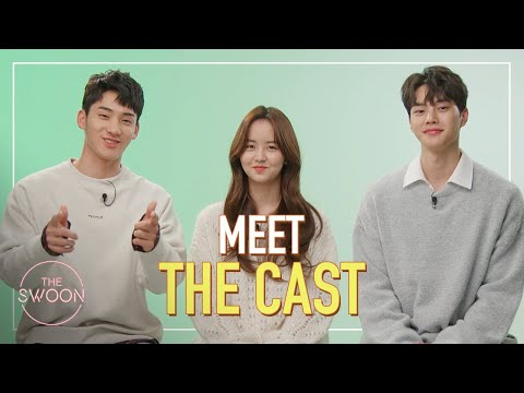 Meet the cast of love alarm  eng sub