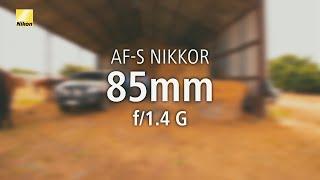 Nikon AF-S 85mm F1.4G N GARANSI RESMI