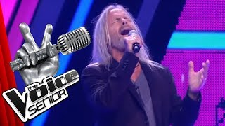 John Farnham - You're the Voice (Dan Lucas) | The Voice Senior | Audition