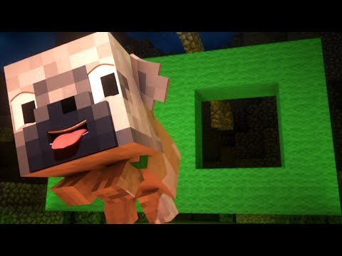 Hole In The Wall (Minecraft Animation) [Hypixel] download