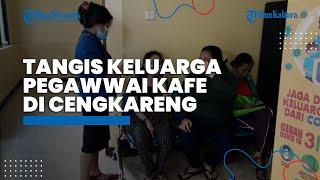Tangis Keluarga Pegawai Kafe di Cengkareng, Korban Kebrutalan Bripka CS