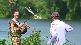 Ловись рыбка большая и маленькая... СТС-МИР.