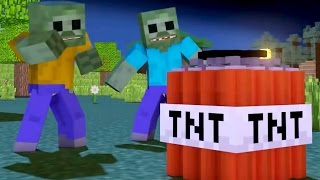 Funny Minecraft Animation Compilation
