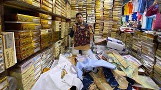 बाबा सूट | KIDS CLOTHES WHOLESALE MARKET | BABA SUIT WHOLESALER IN DELHI GANDHINAGAR MARKET
