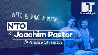 Sinners (N'to and Joachim Pastor) - Live @ Paradise City Festival, Belgium 2017