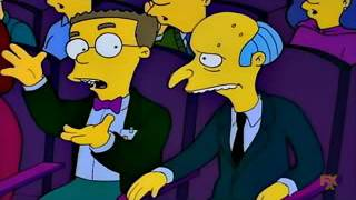 ¿Estan diciendo bu o Burns? - Frases Homero & Cia