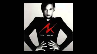 Girl On Fire (Inferno Version) - Alicia Keys ft. Nicki Minaj (Girl On Fire)