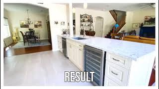 Kitchen remodel la cantina indoor outdoor living