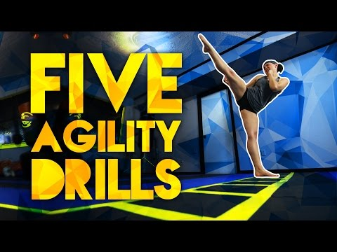 Get Fast Fighting Feet With This Agility Workout
