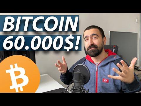 Bitcoin žemyn