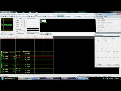 Download Famitracker Tutorial Part 4 Covering A Song | Nella
