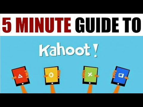 5 Minute Guide to Kahoot