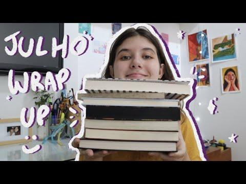 O que eu li em julho | Julho Wrap Up