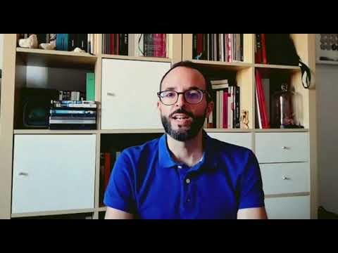 José Andrés Navarro Barba celebra la Semana Internacional de los Archivos 2020