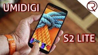 """UMIDIGI S2 LITE Smartphone Review - 18:9 6"""" Screen, Face Unlock"""