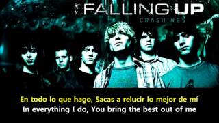 Falling Up - Falling In Love English Lyrics Sub Español