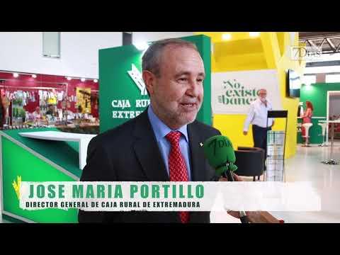 CAJA RURAL DE EXTREMADURA EN FECIEX 2018