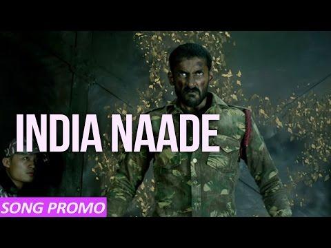 India Naade - 1min Promo | Moondraam Ulaga Por | Sunil Kumar, Akhila Kishore | Ved Shanker