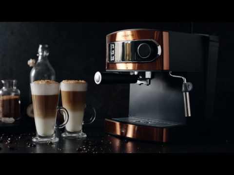 Готовим Кокосовый Латте в кофеварке Polaris PCM 1515E Adore Crema