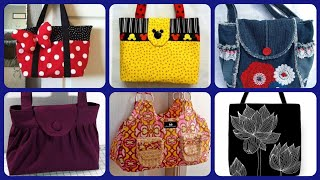 Latest New Handmade Bag Design