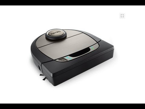 Neato Botvac D7 ™ Connected Wifi-enabled Robot Vacuum Review