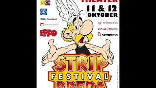 Stripfestival Breda 2014
