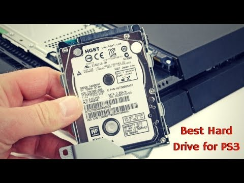 Best Hard Drive for PS3 - Top 7 Hard Drive in 2019