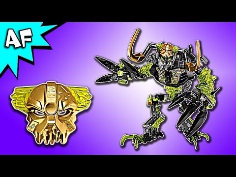 Vidéo LEGO Bionicle 71316 : Umarak le destructeur