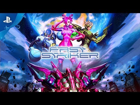 Fast Striker – Gameplay Trailer | PS4, PS Vita thumbnail