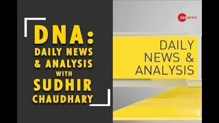 Watch Daily News and Analysis with Sudhir Chaudhary, November 05, 2018