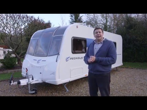 The Practical Caravan Bailey Pegasus Ancona review