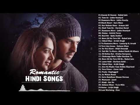 ROMANTIC HINDI LOVE SONGS 2019 | Latest Bollywood Songs 2019