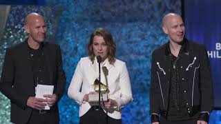Brandi Carlile Wins American Roots Song | 2019 GRAMMYs Acceptance Speech
