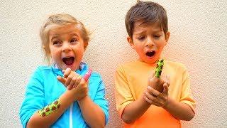 The Boo Boo Song   KLS Nursery Rhymes & Kids Songs