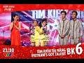 Download Video [FULL HD] Vietnam's Got Talent 2016 - BÁN KẾT 6 - TẬP 14 (15/04/2016)