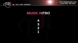 Dil Ne Dil Se Tujhe Pukara | Video Karaoke Lyrics - YouTube