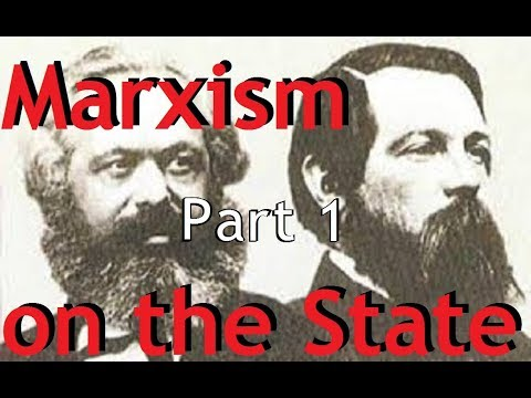 Marxism and the State Pt.1 (CuckPhilosophy Response)