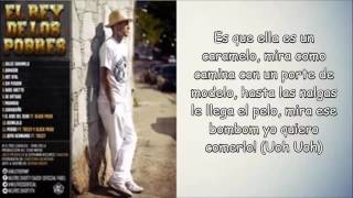 01 Dulce caramelo   Neutro Shorty EL REY DE LOS POBRES Letra   YouTube