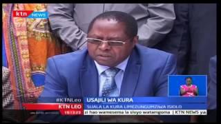 KTN Leo: Viongozi wa Jubilee huko Embu waonya vinara wa chama kuhusu uteuzi