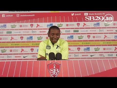 Conférence de presse   Ibrahima Diallo