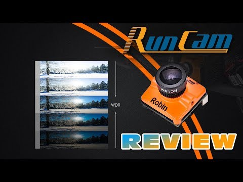 Full Review of the Runcam Robin micro-FPV camera :)