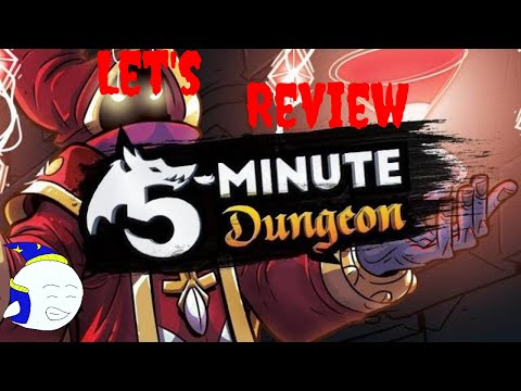 Let's Review: 5 Minute Dungeon