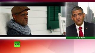 Актеры, сыгравшие Обаму и Керри в ролике RT: Нас часто принимают за первых лиц США