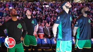 The Celtics honor Kobe Bryant with pregame ceremony in Boston | NBA on ESPN