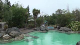 preview picture of video 'Hanmer Springs thermal pools'