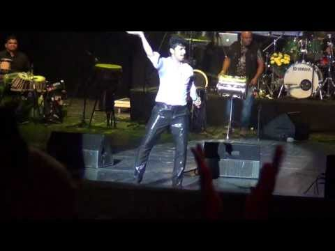 Bijuria by Sonu Nigam (10.08.13. Concert in Moscow) (видео)