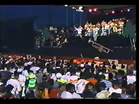 Tito Rojas en el Dia Nacional de la Salsa IX-Condename