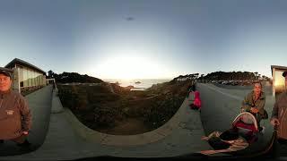 #002 Первое видео об Америке  Сан Франциско 2 часть