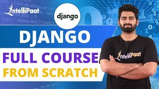 Python Django Tutorial | Django Course | Intellipaat